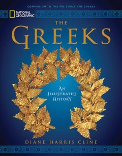 Cover of The Greeks: an illustrated history