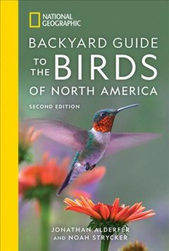 Cover of Backyard Guide to the Birds of North America