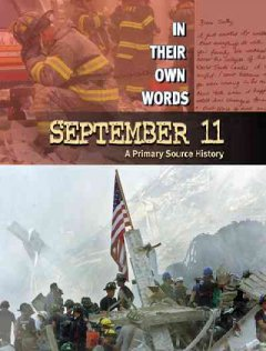 Cover of September 11: A Primary Source History