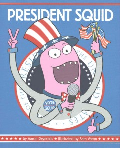 Cover of President Squid