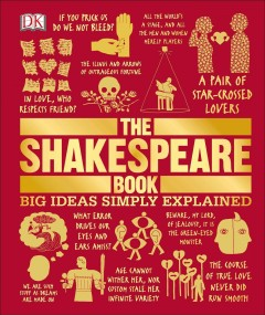 Cover of The Shakespeare book