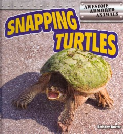 Cover of Snapping Turtles