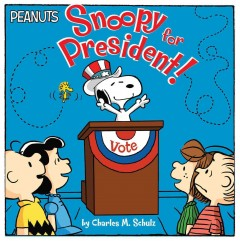 Cover of Snoopy for President