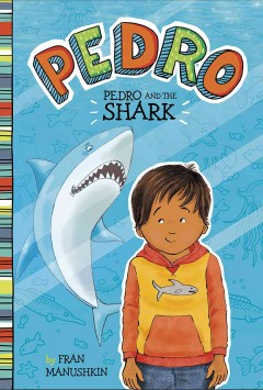 Cover of Pedro and the Shark