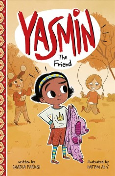 Cover of Yasmin the Friend