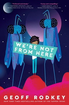 Cover of We're Not from Here