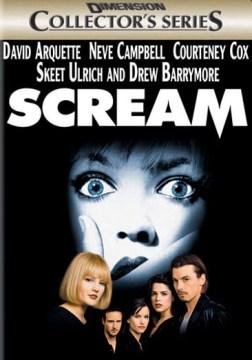 Cover of Scream (1996)