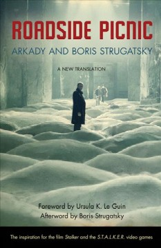 Cover of Roadside Picnic