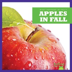 Cover of Apples in the Fall
