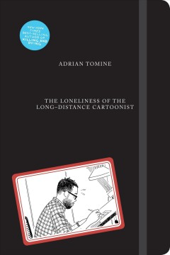 Cover of The Loneliness of the Long-Distance Cartoonist