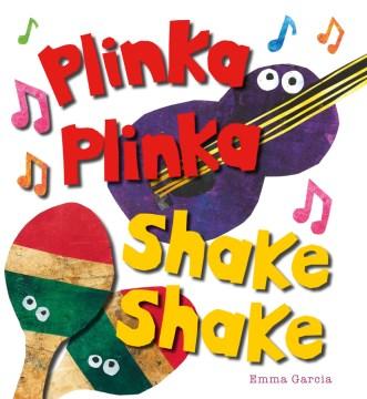 Cover of Plinka Plinka Shake Shake