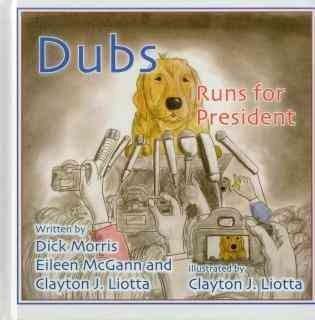Cover of Dubs Runs for President