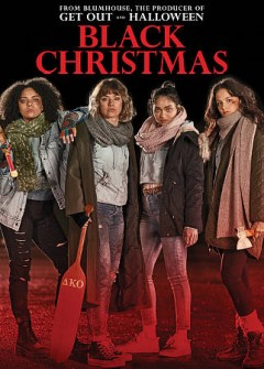 Cover of Black Christmas (2019)