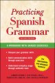 Cover of Practicing Spanish Grammar