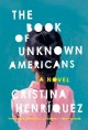 Cover of The Book of Unknown Americans