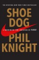 Cover of Shoe Dog: A memoir by the creator of Nike