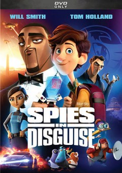 Spies in Disguise (DVD)
