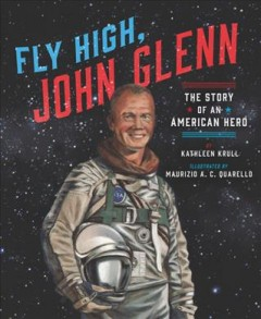 Fly high, John Glenn