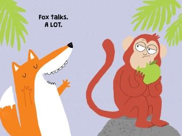 Stop, Fox!