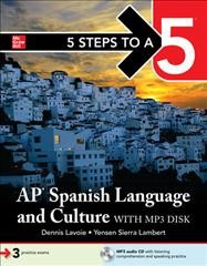 Ap Spanish Language and Culture With Mp3 Disk 2020