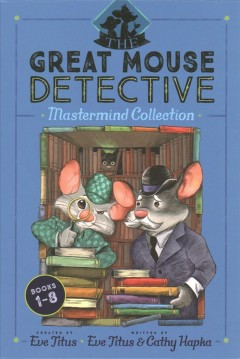 The Great Mouse Detective Mastermind Collection