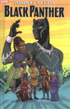 Marvel Action - Black Panther - Rise Together 2