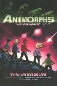 Animorphs - the Invasion 1