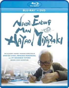 Never-Ending Man: Hayao Miyazaki (BD/DD Combo)