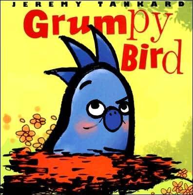 Grumpy Bird - Jeremy Tankard