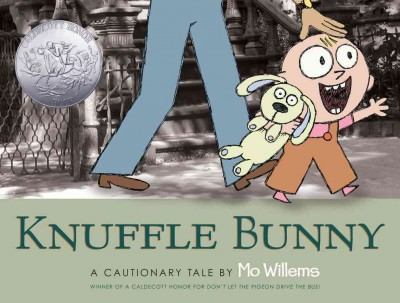 Knuffle Bunny: A Cautionary Tale - Mo Willems