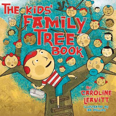 Kids' Family Tree Book - Caroline Leavitt