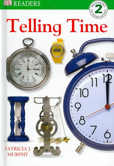 Telling Time - Patricia J. Murphy