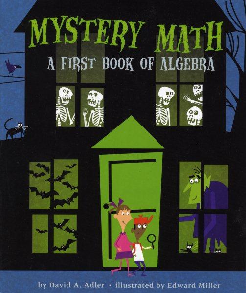 Mystery Math - David A Adler