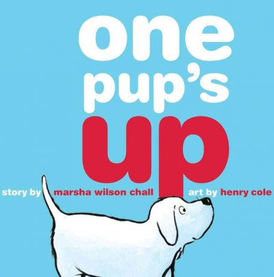 One Pup's Up - Marsha Wilson Chall