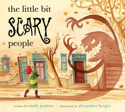 The Little Bit Scary People - Emily Jenkins
