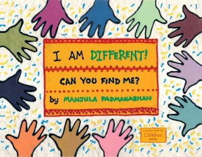 I Am Different: Can You Find Me? - Manjula Padmanabhan