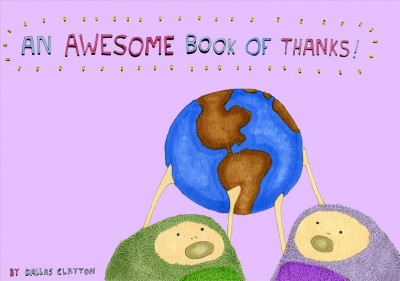 An Awesome Book of Thanks - Dallas Clayton