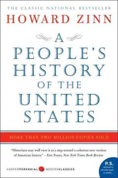 A People's History of the United States, 1492-Present - Howard Zinn