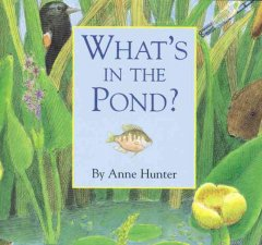 What's in the pond? - Anne Hunter