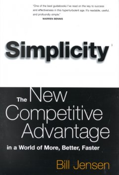 Simplicity - William D. Jensen