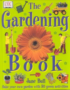The Gardening Book - Jane Bull