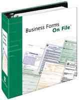 Business Forms on File