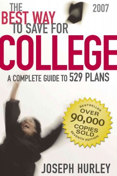 The Best Way to Save for College - Joseph F. Hurley