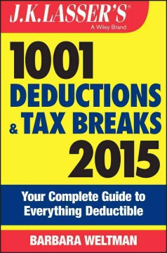 1001 Deductions and Tax Breaks - Barbara Weltman