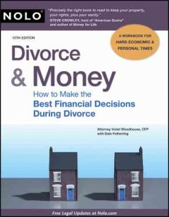Divorce and Money - Violet Woodhouse