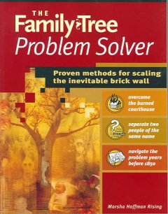 Family Tree Problem Solver - Marsha Hoffman Rising