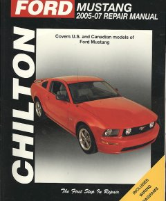 Chilton's Repair Manuals (series)