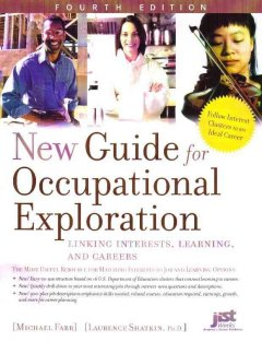 New Guide for Occupational Exploration - Michael Farr, Laurence Shatkin