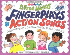 Little Hands Fingerplays and Action Songs - Emily Stetson