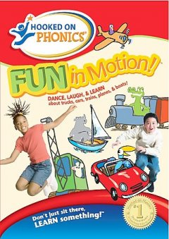 Fun in Motion: Dance, Laugh, & Learn about Trucks, Cars, Trains, Planes, & Boats!